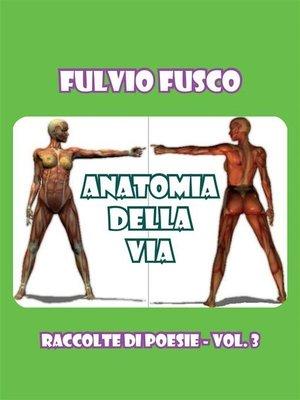cover image of Anatomia della vita