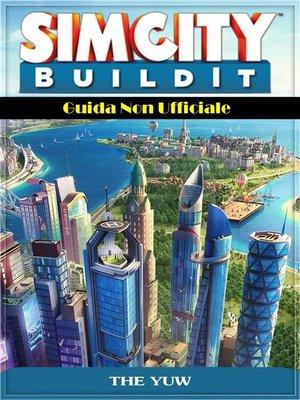cover image of Sim City Buildit Guida Non Ufficiale