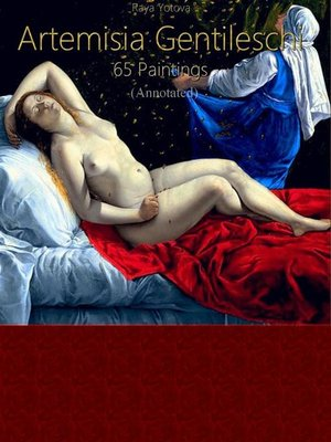 cover image of Artemisia Gentileschi--65 Paintings (Annotated)