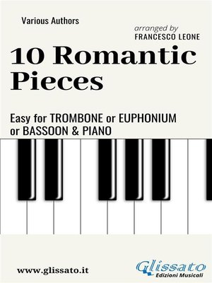 cover image of 10 Romantic Pieces