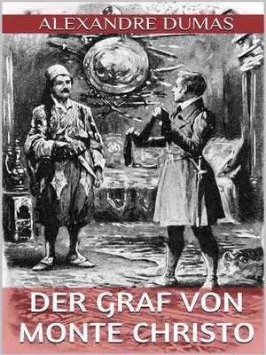cover image of Der Graf von Monte Christo--Zweiter Band (Illustriert)