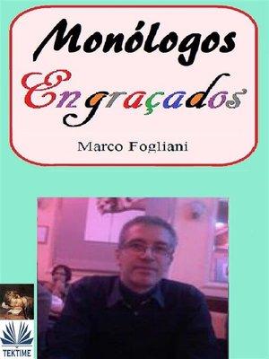 cover image of Monólogos Engraçados
