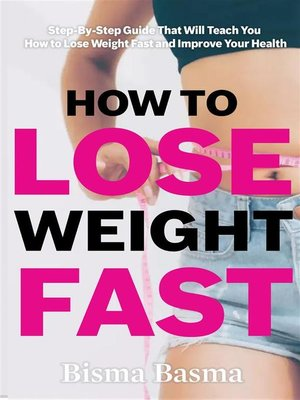 cover image of How to Lose Weight Fast