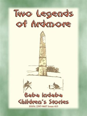 cover image of TWO LEGENDS OF ARDMORE--Folklore from Co. Waterford, Ireland