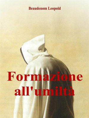 cover image of Formazione all'umiltà