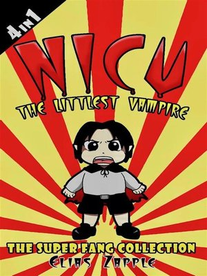 cover image of Nicu--The Littlest Vampire