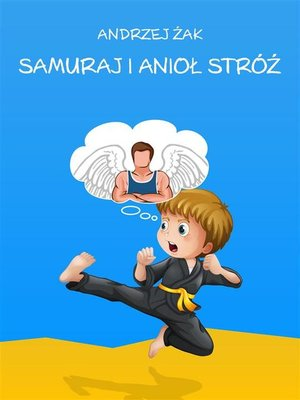 cover image of Samuraj i Anioł Stróż