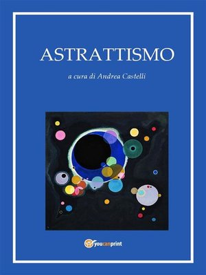 cover image of Astrattismo
