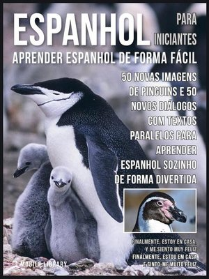 cover image of Espanhol para Iniciantes--Aprender Espanhol de Forma Fácil