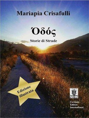 "cover image of ""Odos"" Storie di strade"