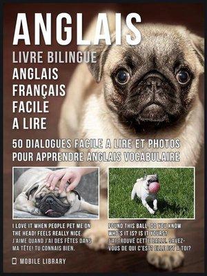 cover image of Anglais--Livre Bilingue Anglais Français Facile a Lire