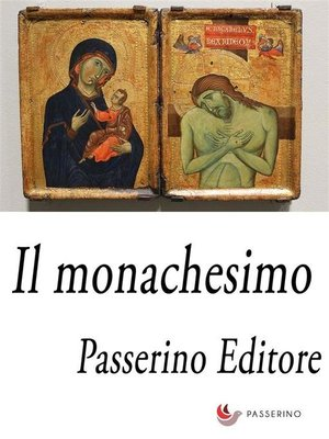 cover image of Il monachesimo