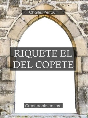 cover image of Riquete El Del Copete