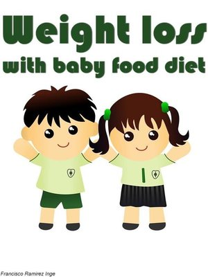 cover image of Weight Loss With Baby Food Diet