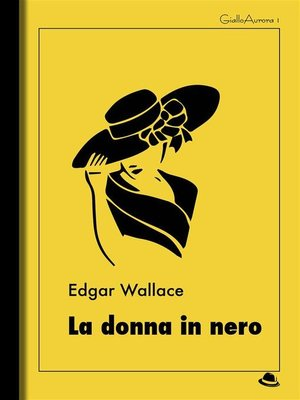 cover image of La donna in nero