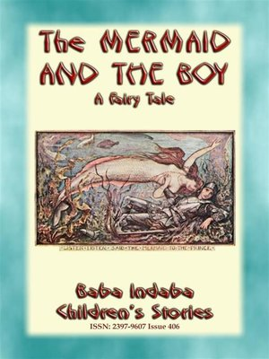 cover image of THE MERMAID AND THE BOY--A Sami Fairy Tale