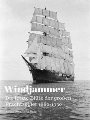 cover image of Windjammer