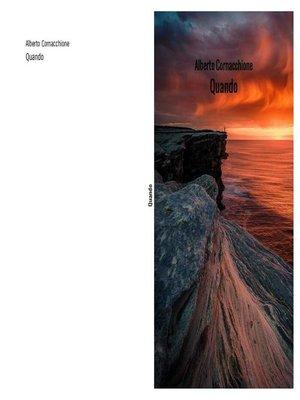cover image of Quando
