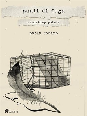 cover image of Punti di Fuga--Vanishing Points