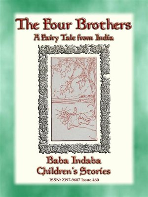 cover image of THE FOUR BROTHERS--A Children's Story from India
