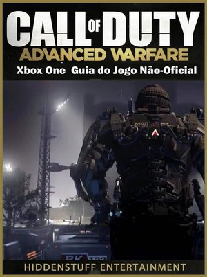 cover image of Call of Duty Advanced Warfare Xbox One  Guia Do Jogo Não-Oficial