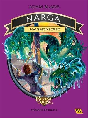 cover image of Narga--havsmonstret