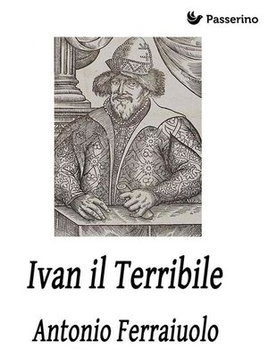 cover image of Ivan il Terribile