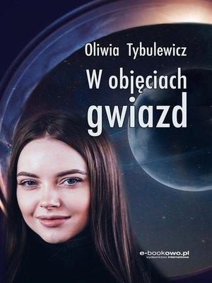 cover image of W objęciach gwiazd