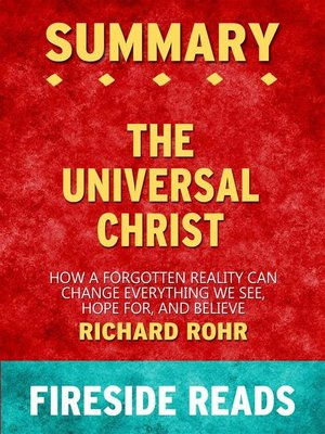 cover image of The Universal Christ