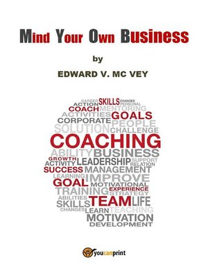 cover image of Mind your own business