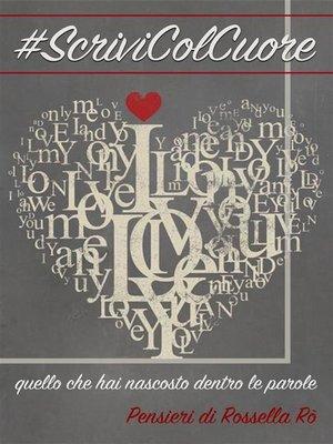 cover image of #ScriviColCuore
