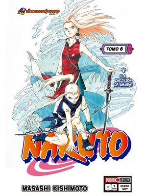 cover image of Naruto 6
