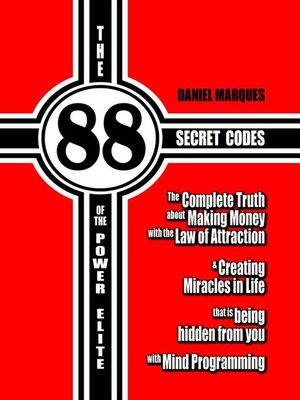 cover image of The 88 Secret Codes of the Power Elite