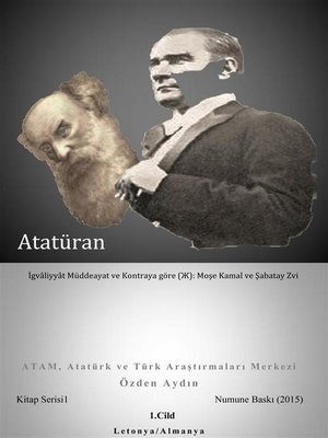 cover image of Atatüran 1. Cilt