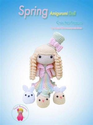 cover image of Spring Amigurumi Doll