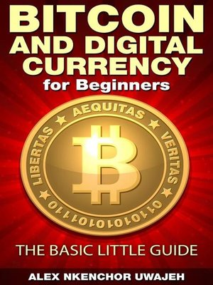 cover image of Bitcoin and Digital Currency for Beginners
