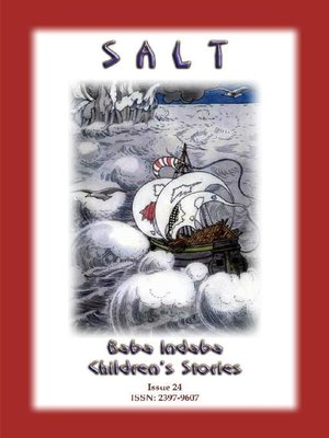cover image of SALT--A Russian Baba Yaga Story