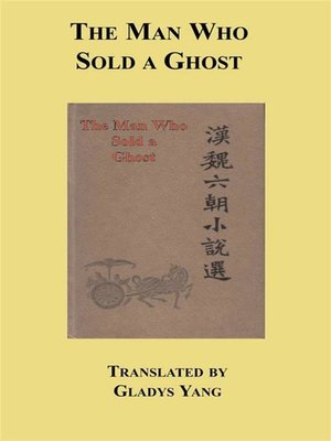 cover image of The Man Who Sold a Ghost