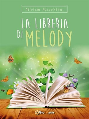 cover image of La Libreria di Melody