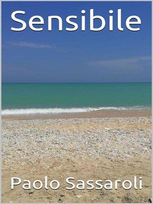 cover image of Sensibile