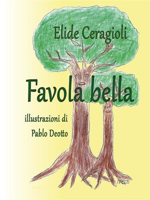 cover image of Favola bella