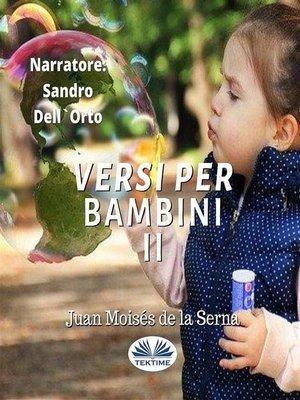 cover image of Versi Per Bambini II
