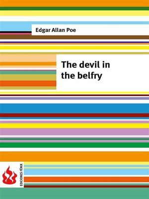 cover image of The devil in the belfry (low cost). Limited edition