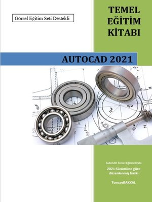cover image of AutoCAD 2015 Temel Eğitim Kitabı