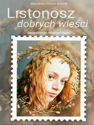 cover image of Listonosz dobrych wieści