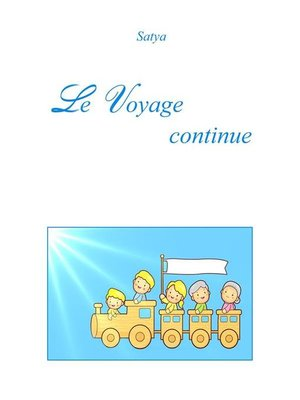 cover image of Le Voyage continue