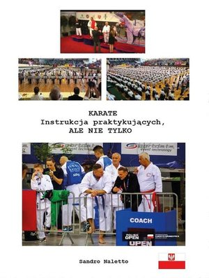 cover image of Karate instrukcja praktykujacych ale nie tylko