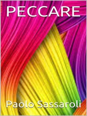 cover image of Peccare
