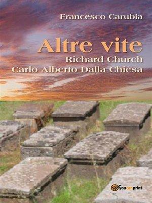 cover image of Altre Vite