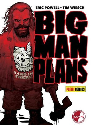 cover image of Big Man Plans
